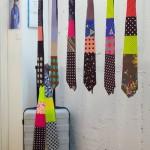 ネクタイの柄をデザインしました。